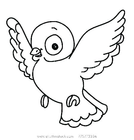 450x470 Tweety Bird Coloring Sheets Bird Coloring Images Big Bird Coloring