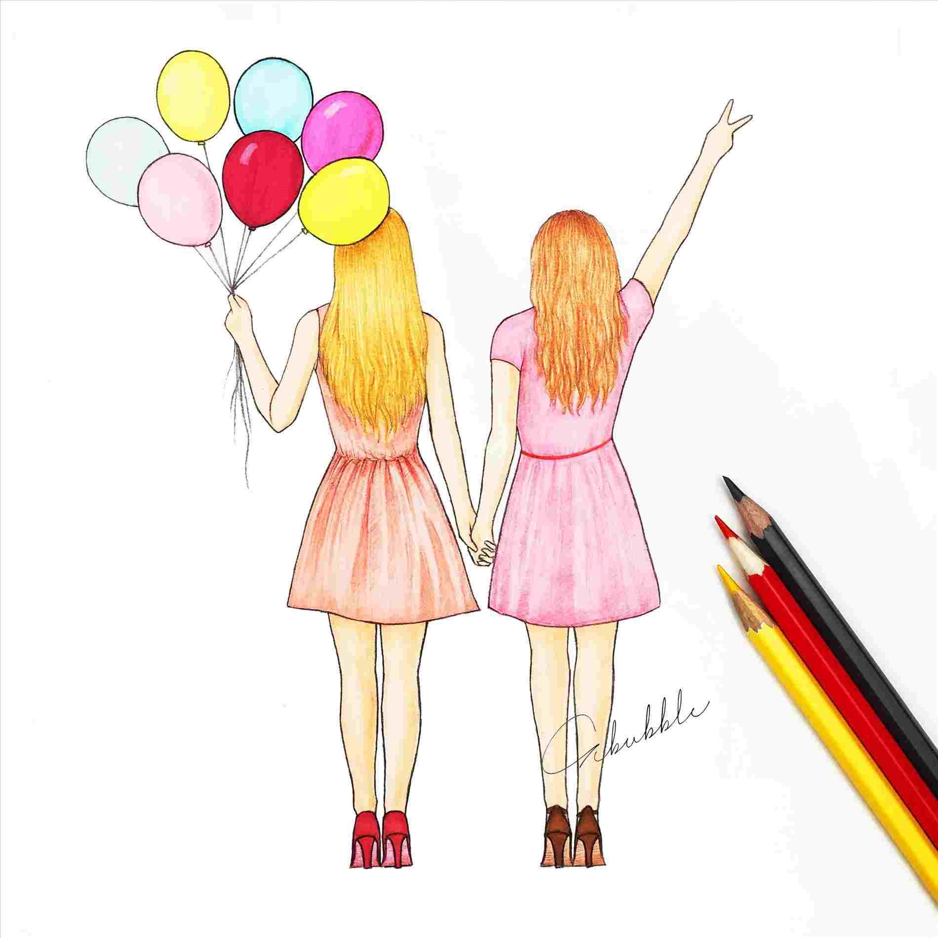 Collection Of Bff Clipart Free Download Best Bff Clipart On