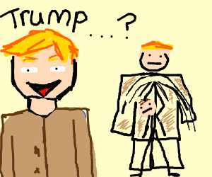 300x250 Trump Is Actually Two Kids In A Trenchcoat