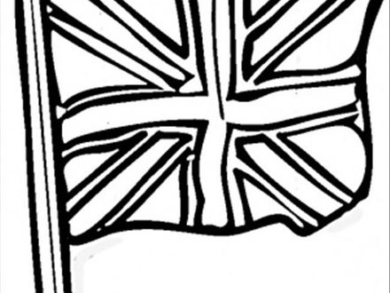 Uk Flag Drawing