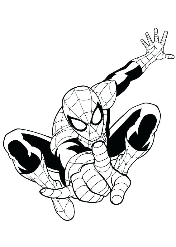 565x792 ultimate spider man coloring book coloring pages of ultimate