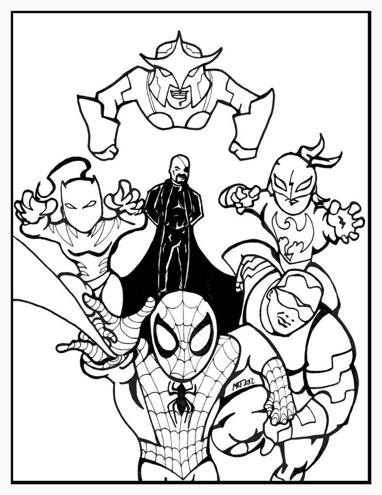 786x1017 Ultimate Spiderman Coloring Pages And Spider Man