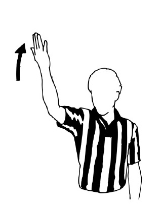 320x408 basketball referee signals and meaning inspirational basketball