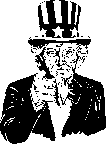 370x500 Uncle Sam Clipart Same