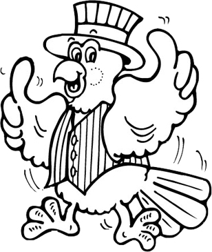 308x365 Uncle Sam Eagle Printable Clip Art And Images