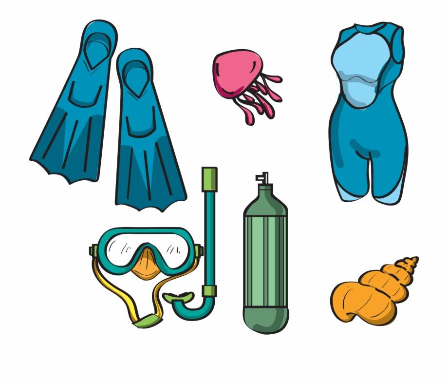 920x784 underwater diving diving equipment scuba diving drawing