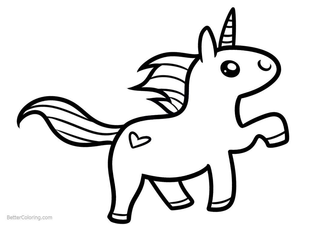 Unicorn Head Drawing Easy | Free download on ClipArtMag