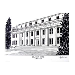 300x300 Colorado State University Drawing