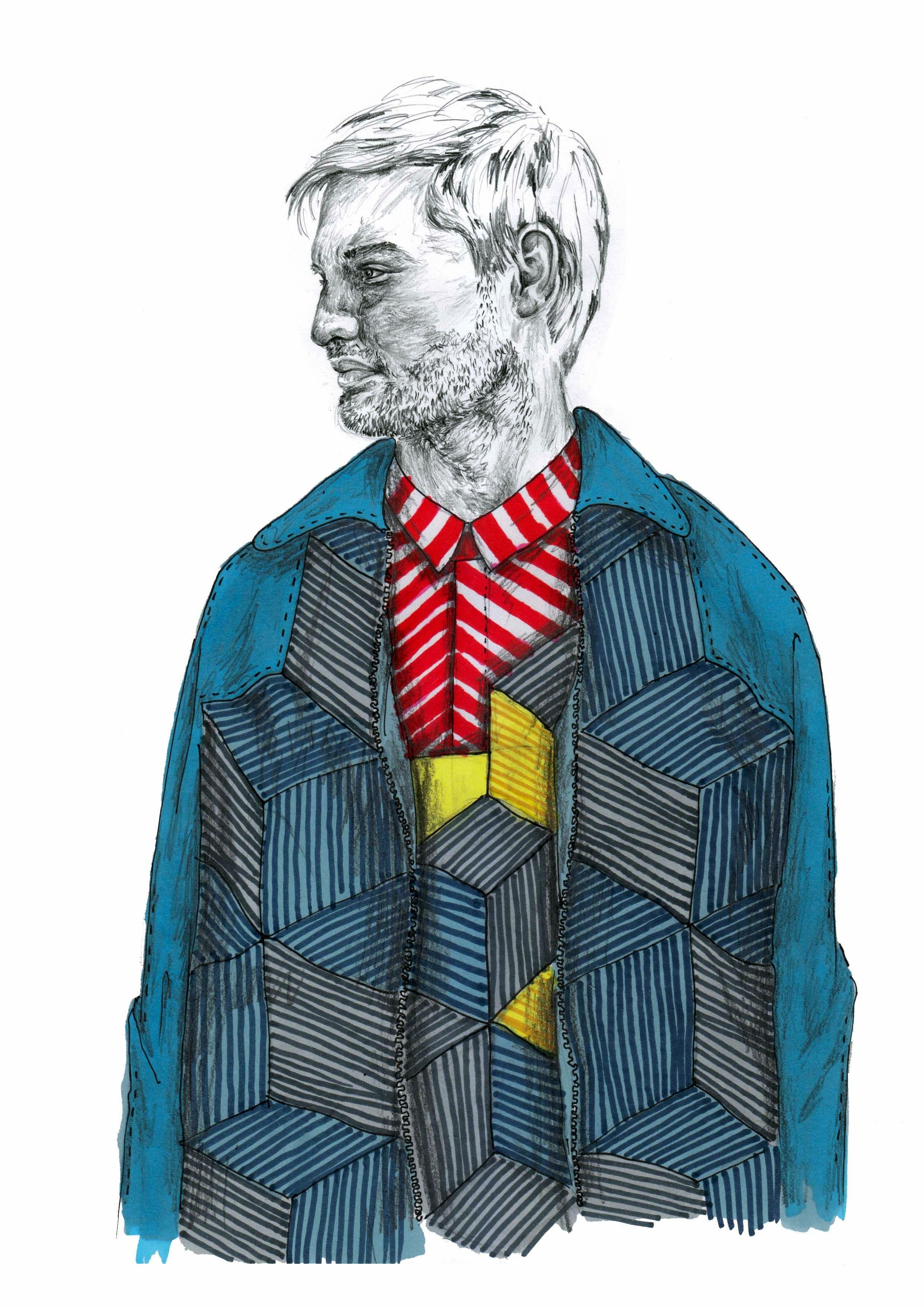 2480x3508 Westminster Fashion Illustration Charlotte Scott Draw