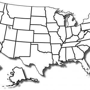 300x300 united states map line drawing new united states map easy to draw