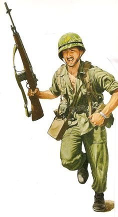 Us Soldier Drawing