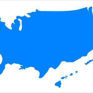 300x300 Free Vector Art Of Us Map Catchsplace