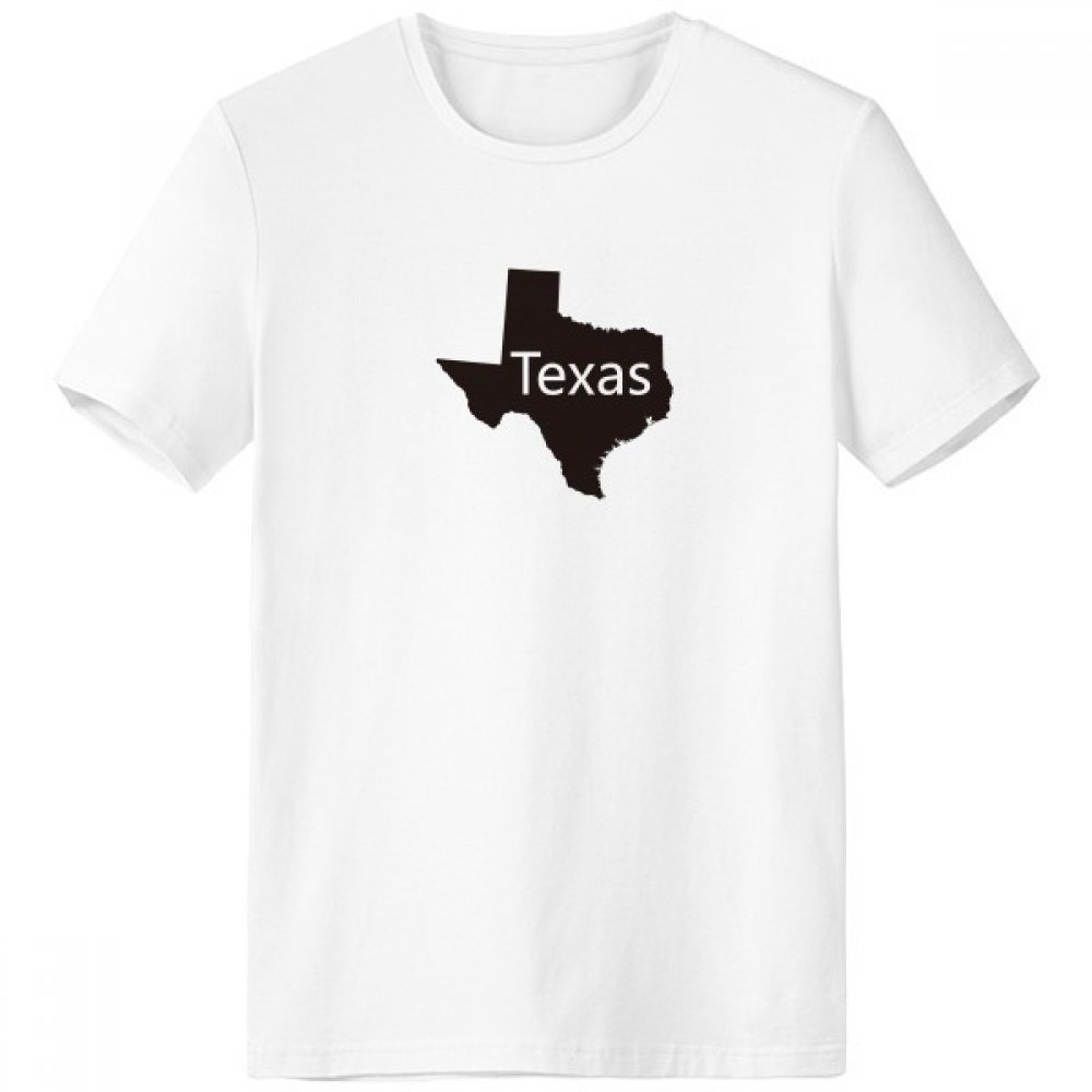 1000x1000 Texas The United States Of America Usa Map Silhouette