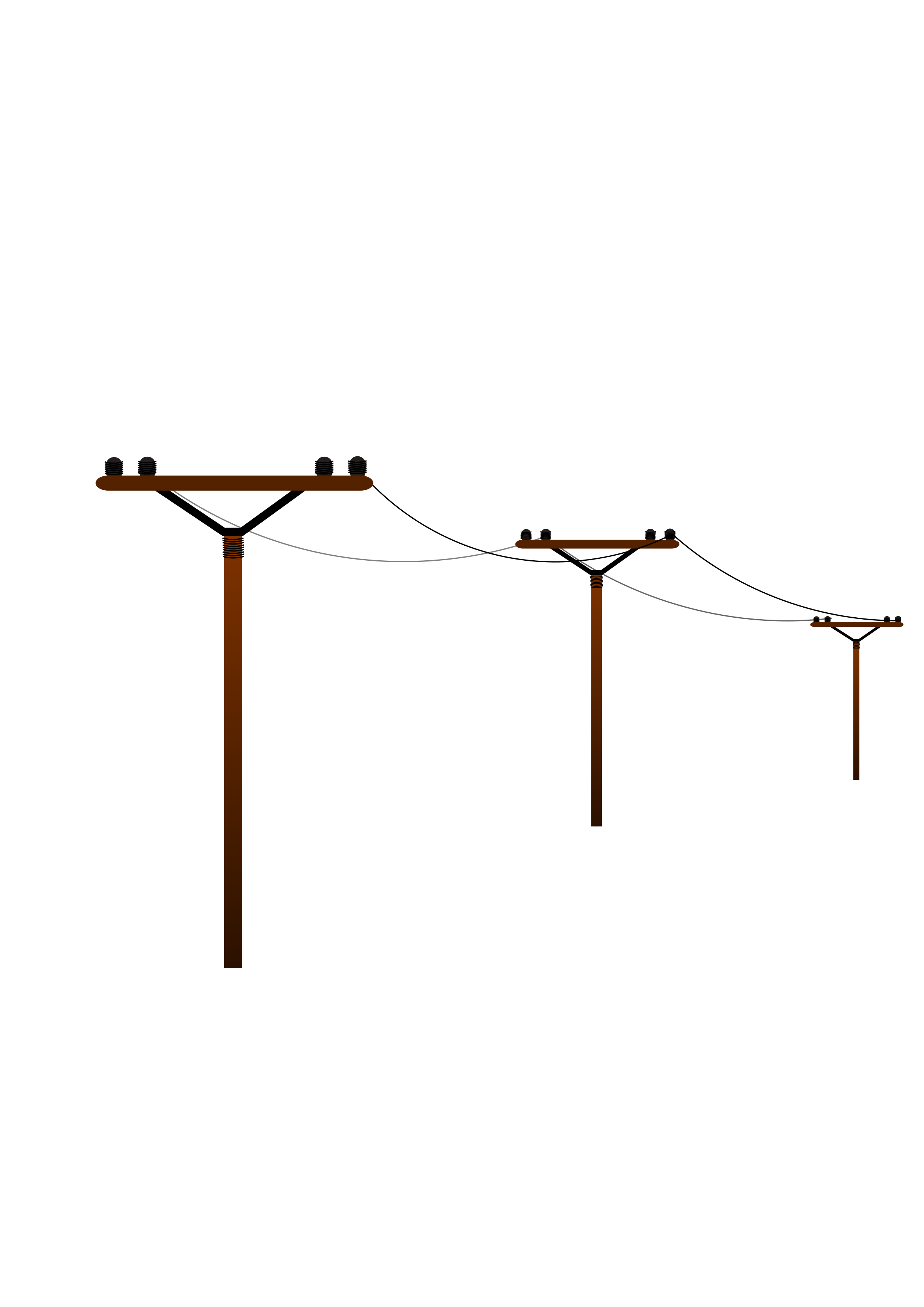 Utility Pole Drawing