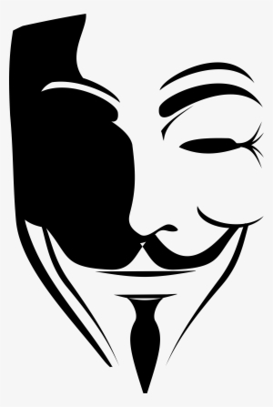 300x447 guy fawkes mask png download transparent guy fawkes mask png