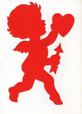 Valentine Cupid Drawing