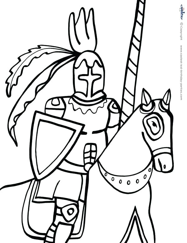 600x777 knight colouring in knight coloring pages vampire knight coloring