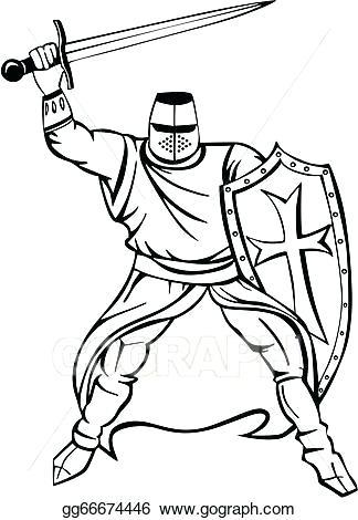 324x470 knight drawing medieval knight crusader vampire knight drawing