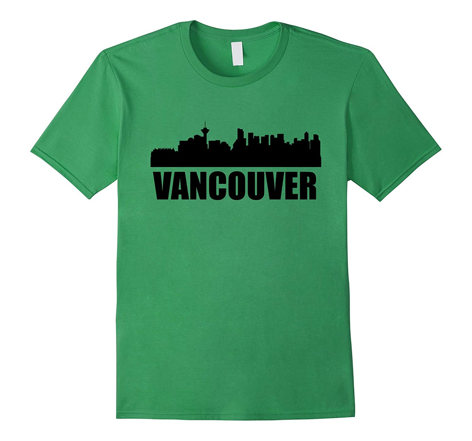 1500x1403 Skyline Of Vancouver British Columbia T Shirt Rt Rateeshirt