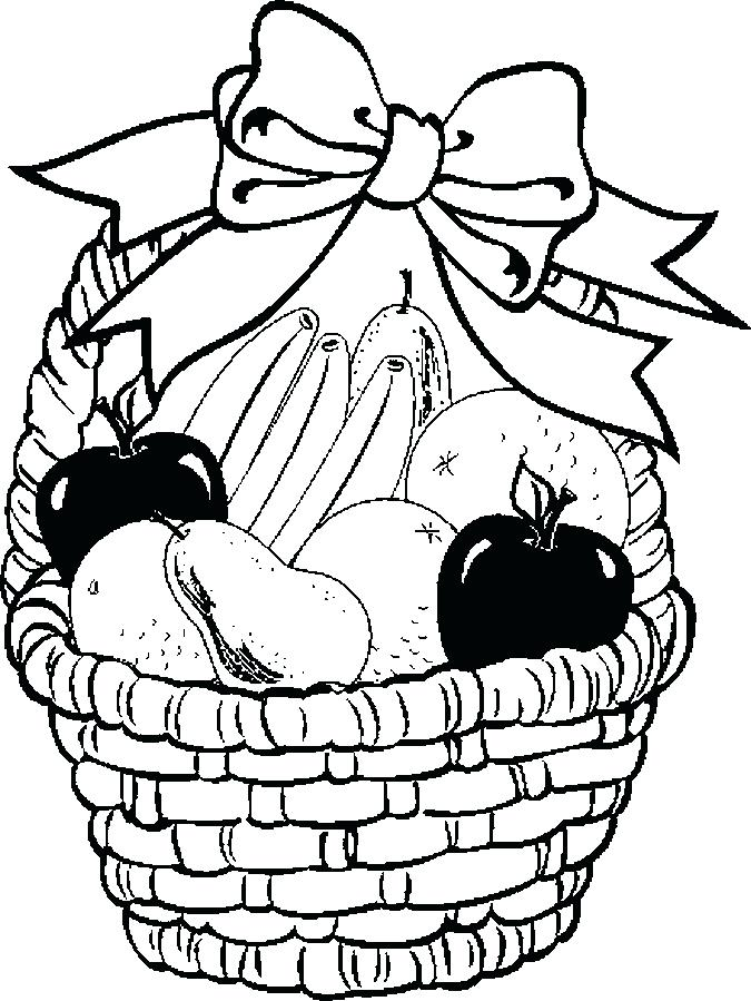 675x899 Fruit And Vegetable Coloring Pages For Kids Collection Of Fruits
