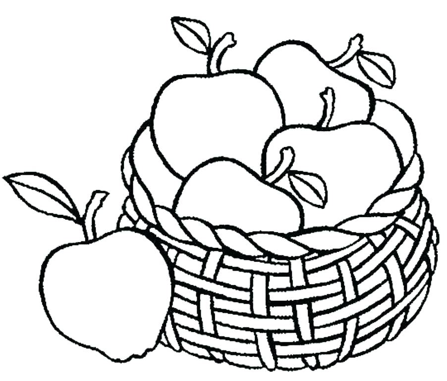 902x770 Coloring Pages Fruit Vegetables And Fruits Coloring Pages Coloring