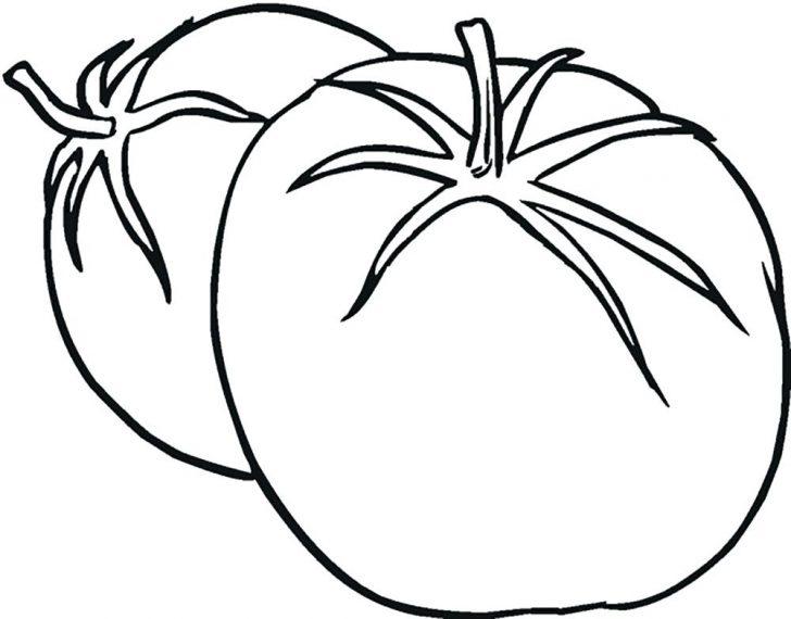 Vegetables Drawing For Kids