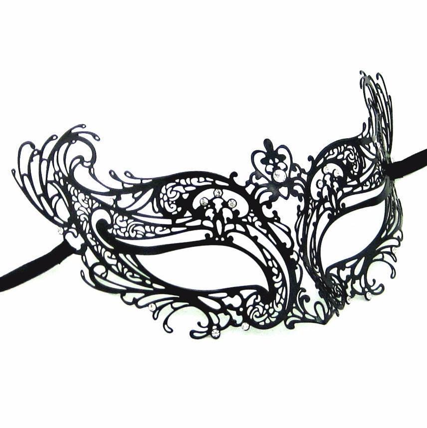 Venetian Mask Drawing