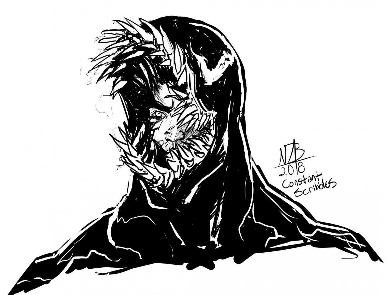 1280x975 Venom Forming Sketch
