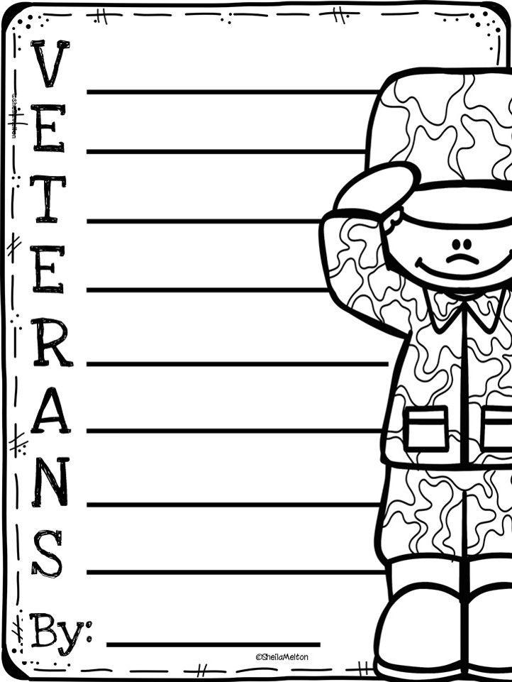 722x961 Veterans Acrostic Poem Freebie! Perfect For Veterans Day