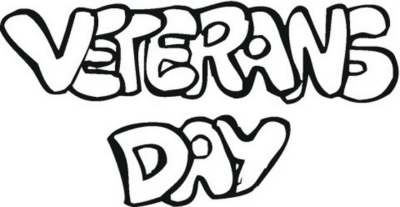 570x295 Veterans Day Coloring Pages For Kids