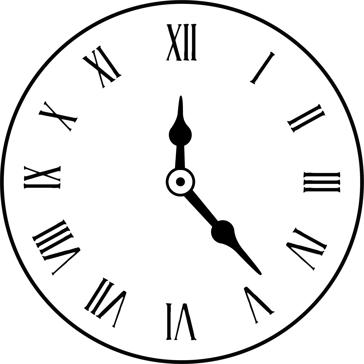 1501x1501 Collection Of Free Clock Drawing Aesthetic Download On Ui Ex