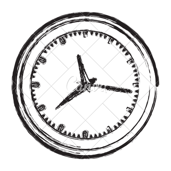 550x550 Collection Of Free Clock Drawing Detailed Download On Ui Ex