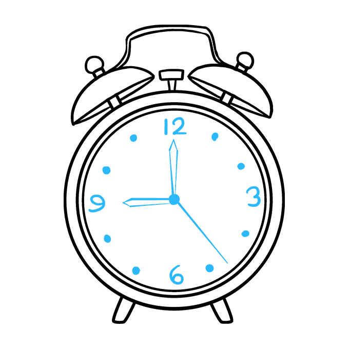 680x678 Collection Of Free Clock Drawing Easy Download On Ui Ex
