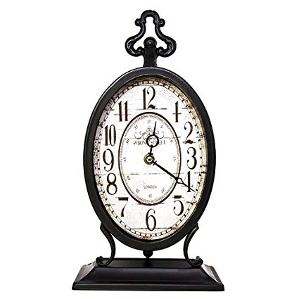 425x425 Tall Antique Victorian Style Standing Clock