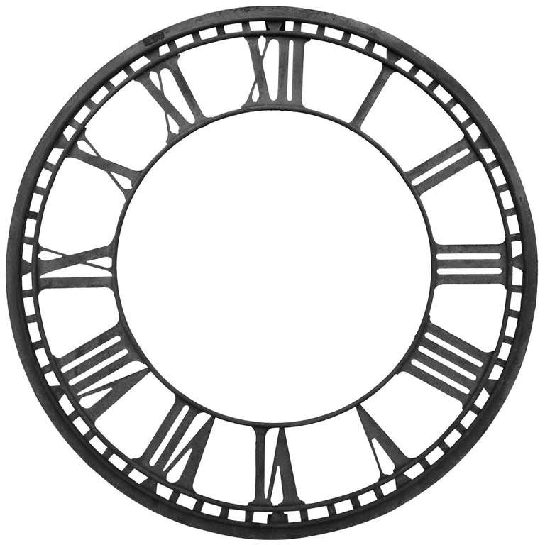 768x768 Clock Drawing Victorian For Free Download