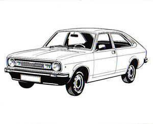 300x243 Morris Marina Original Black White Line Drawing Press Photograph