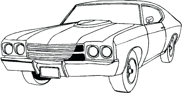 600x308 classic car coloring pages classic car coloring pages elegant