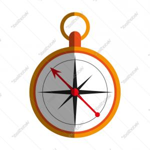300x300 Isolated Vintage Old Compass Rose Icons Sohadacouri