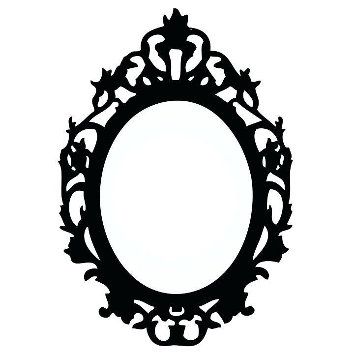 720x720 ornate mirror frame mirror frame ornate decoration white vintage