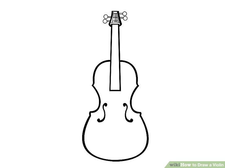 Violin Scroll Drawing Free Download Best Violin Scroll Drawing On
