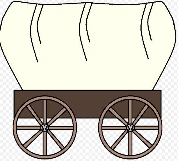 Wagon Train Drawing | Free download best Wagon Train Drawing