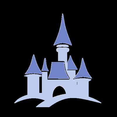 Walt Disney Castle Drawing