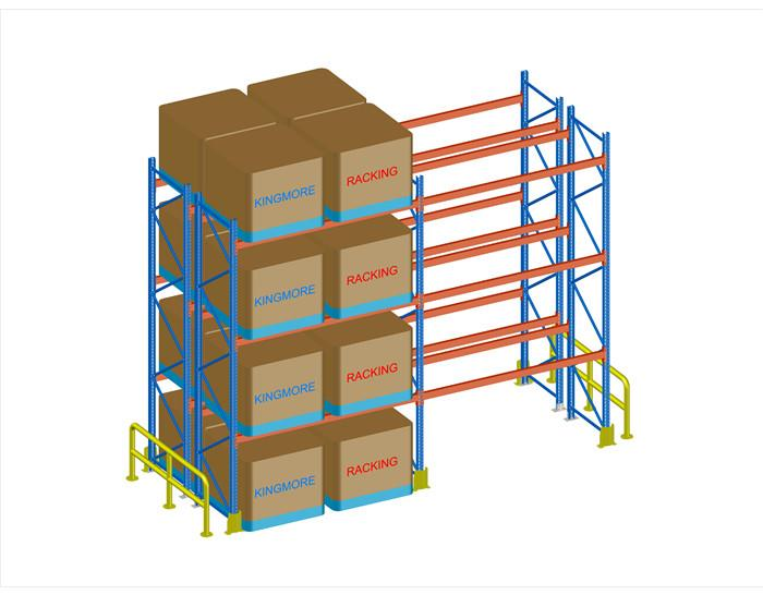 700x546 Kingmore Racking Design The Rack Drawing According To Warehouse