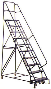 164x288 Warehouse Ladders Utility Carts And Dollies Drawing