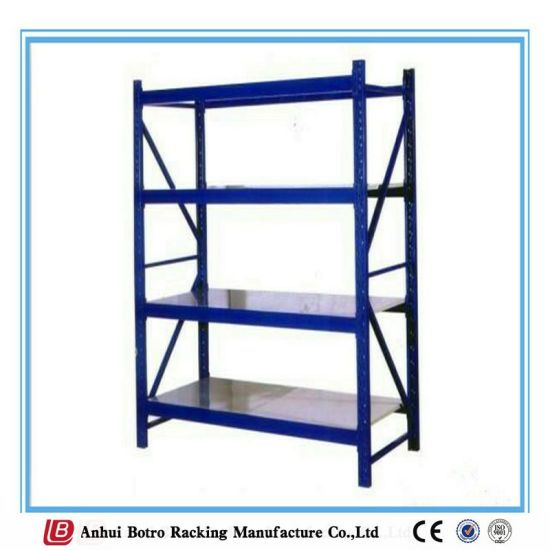 550x550 China Supermarket Medium Duty Drawing Shelf