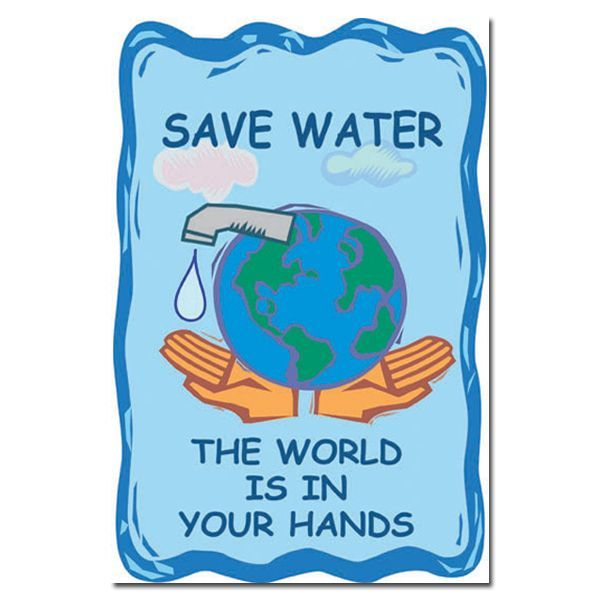 600x600 water conservation poster ipc project water poster, water