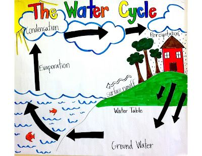 400x309 The Water Cycle