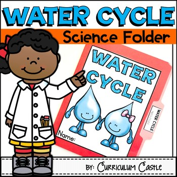 350x350 Water Cycle Science Activities Folder