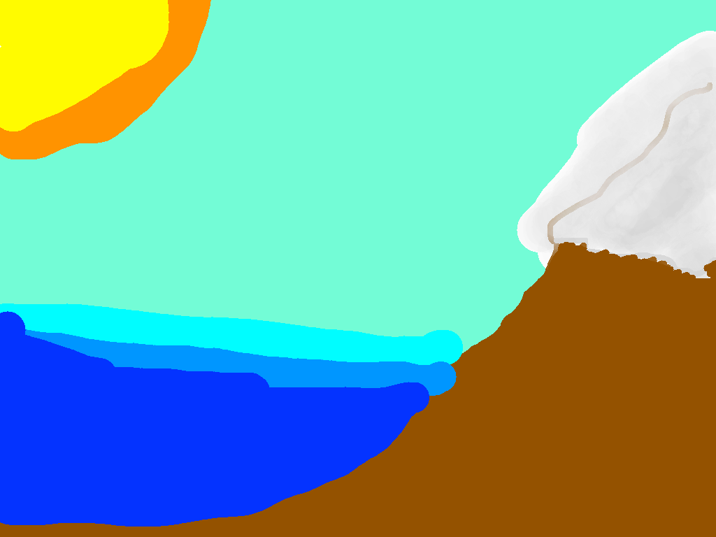 1024x768 Water Cycle Tynker