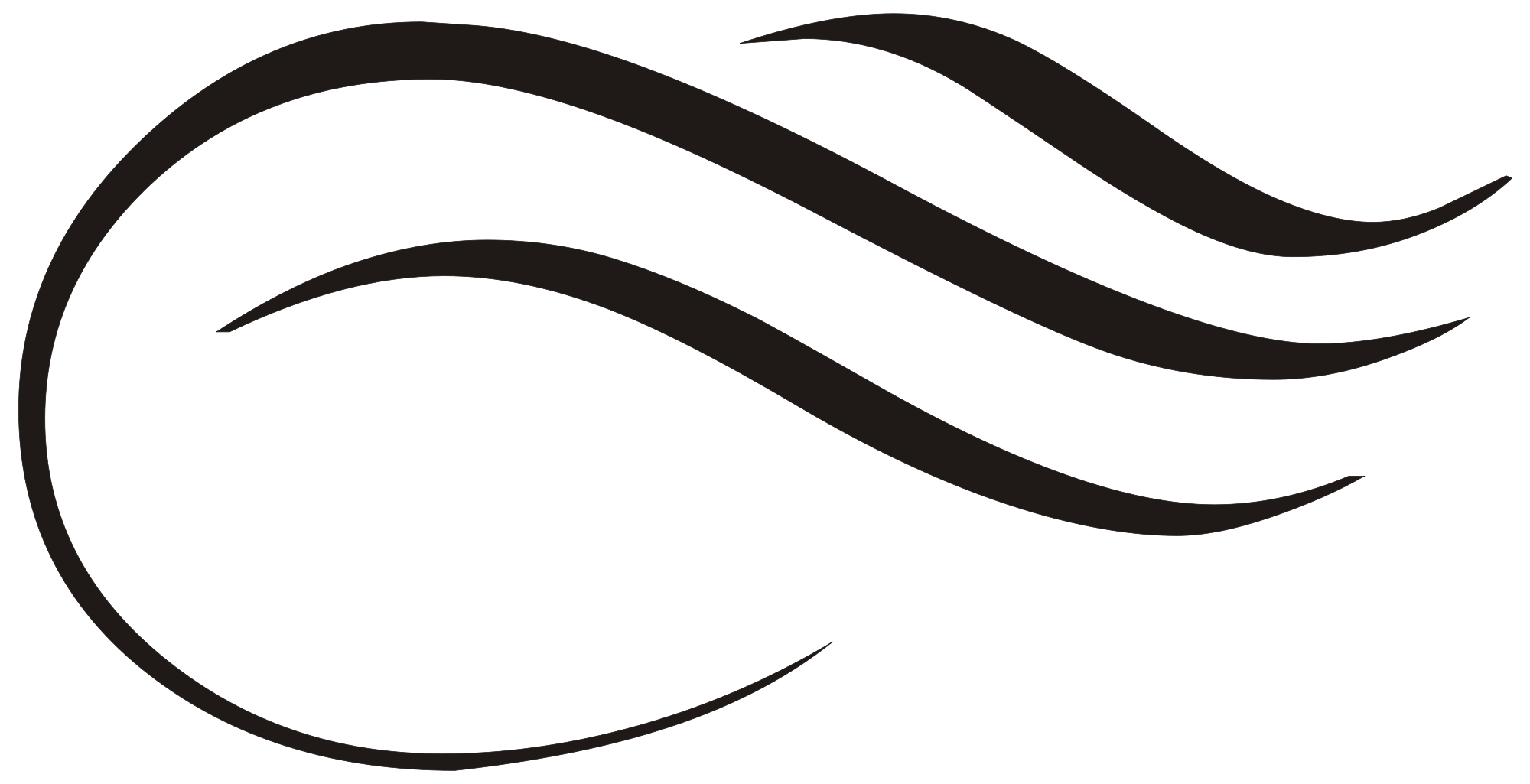 Wavy Line Drawing   Free download on ClipArtMag